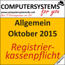 Panikmache um Registrierkassenpflicht in Österreich