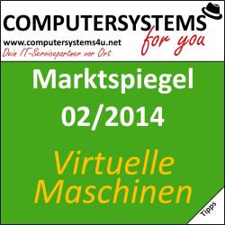 Marktspiegel 02/2014 – Virtuelle Maschinen