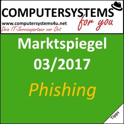 Marktspiegel 03/2017: Phishing
