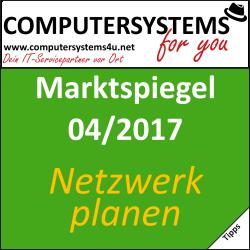 Marktspiegel 04/2017: Netzwerk planen