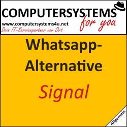 Whatsapp: Datenschutzänderungen – ein Signal?